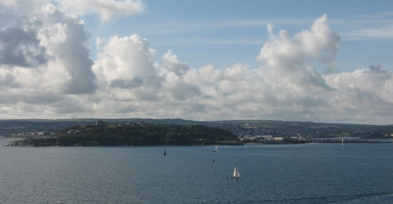 Falmouth from St Anthony's