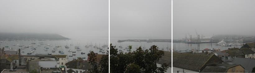 2013.09.23 Foggy Falmouth harbour (c) Merryn Robinson