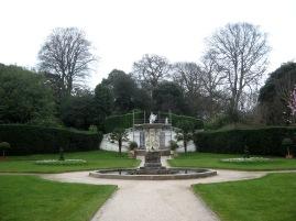 Italian garden, Mount Edcumbe
