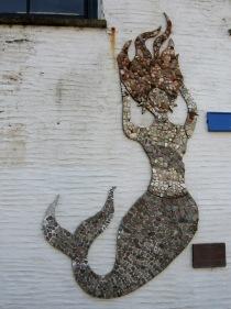 2014.04.09 Polperro mermaid (c) Merryn Robinson