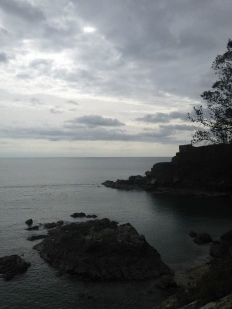 2014.04.12 Readymoney to St Catherine's Point