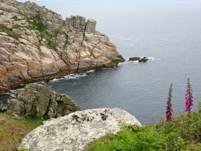 Treen Cliff