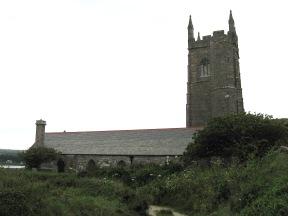 St Uny Church, Lelant