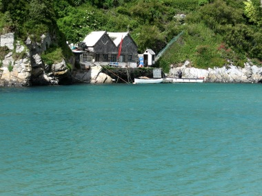 Fern Pit Ferry Hut